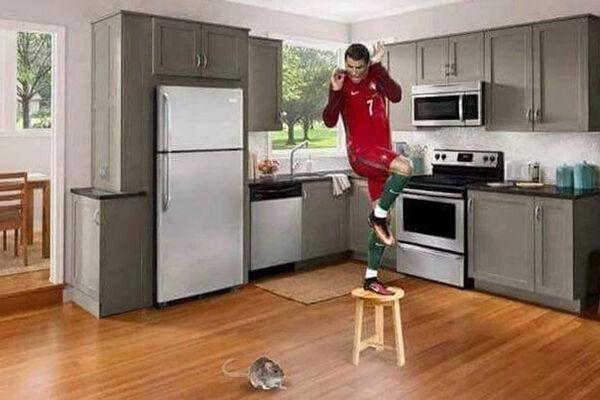 Foto Kocak Ronaldo 2