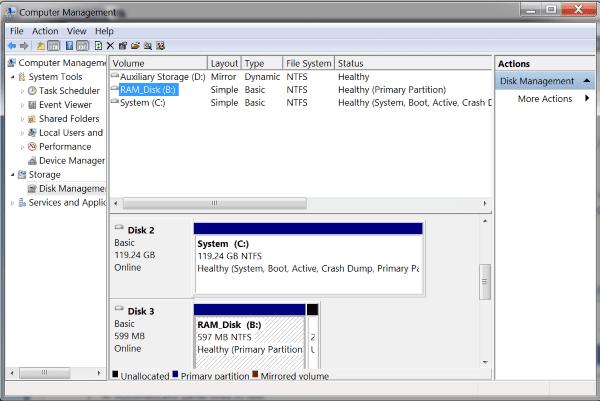 Ram Disk 5 Ff690