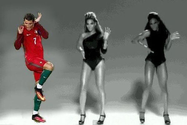 Foto Kocak Ronaldo 8