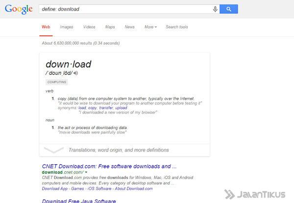 Trik Browsing Di Google Ini Pasti Menghemat Waktu Dan Kuota Internet 6