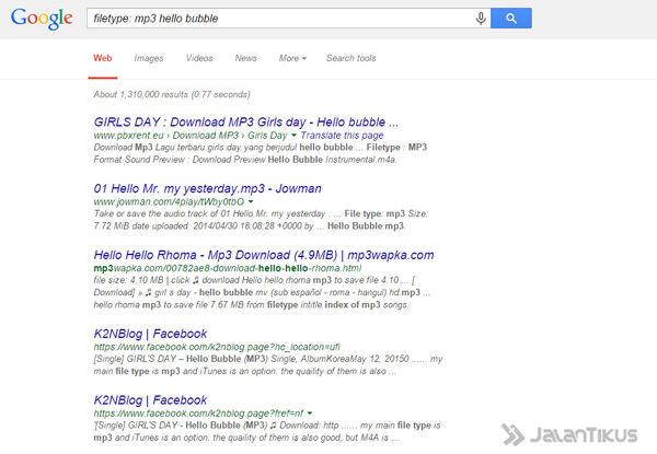 Trik Browsing Di Google Ini Pasti Menghemat Waktu Dan Kuota Internet 9