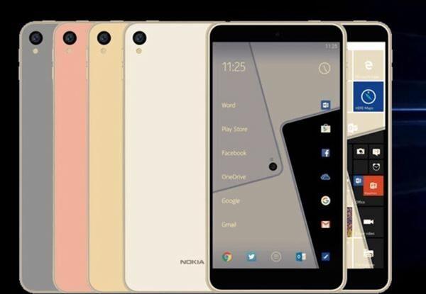 Spesifikasi Nokia D1c 2