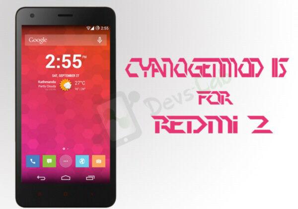 Daftar Custom Rom Xiaomi Redmi 2 4