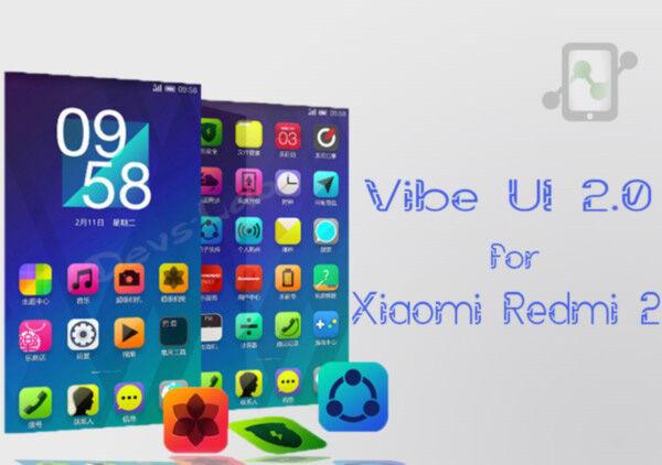 Daftar Custom Rom Xiaomi Redmi 2 7