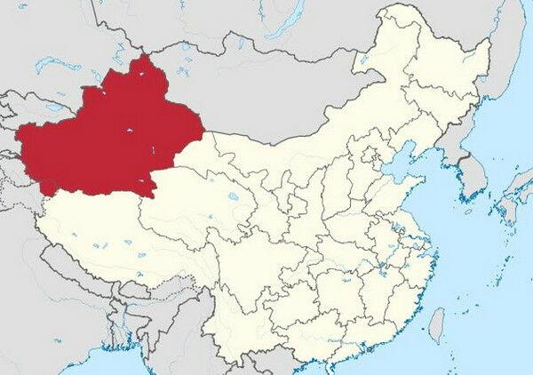 1 Xinjiang Province Picsay 49479