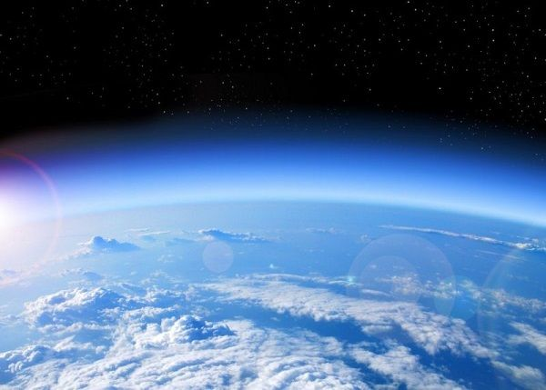 Atmosfer Bumi Mulai Rusak