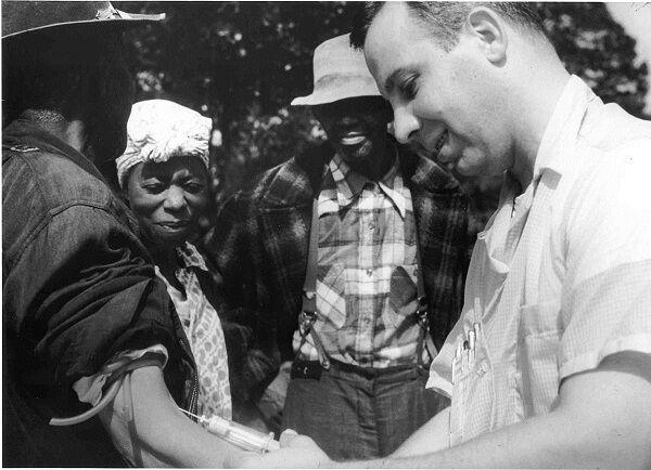 Eksperimen Penyakit Sifilis Ac760