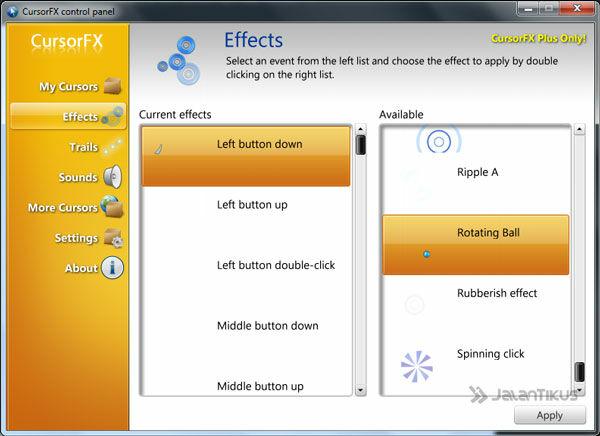 Cara Modifikasi Kursor Mouse Di Windows 2