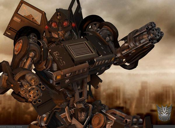 Karya Seni Robot 25