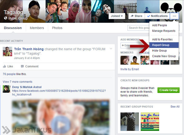 Auto Invite Grup Facebook 1 New