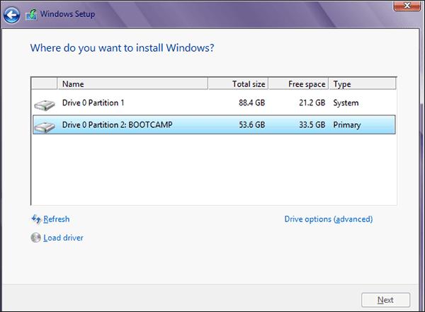 Install Windows 10 4