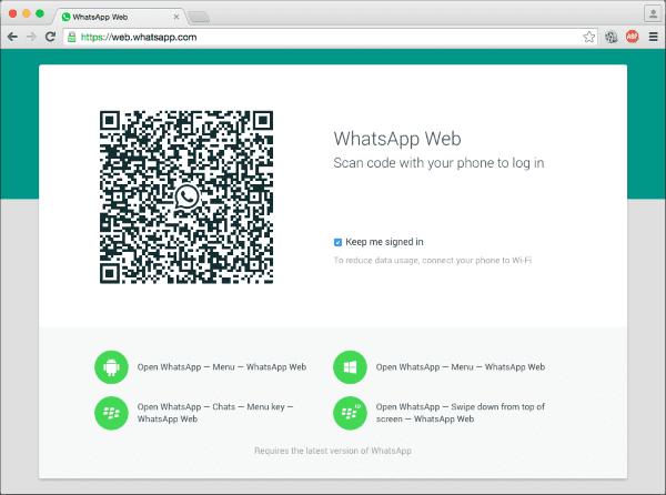 Whatsapp Web 1