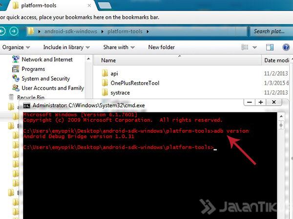 Cara Unlock Bootloader Oneplus One 2