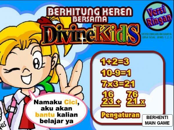 Divinekids Game Pertama Indonesia 4