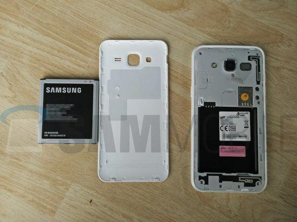 Foto Bocoran Spesifikasi Samsung Galaxy J5 7