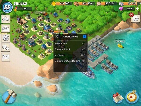 Mod Boom Beach Xmodgames 3
