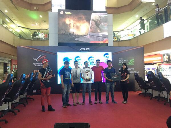 Juara 1 Endeavour389