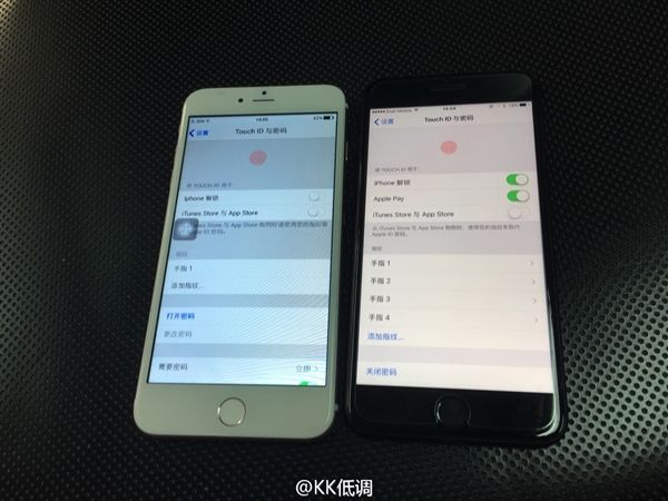 Tiruan Iphone 7 Plus 5