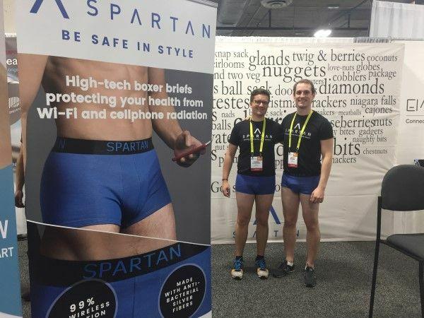 Spartan Smart Pants