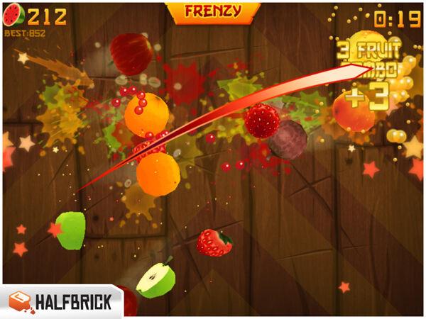 Fruit Ninja 477d9