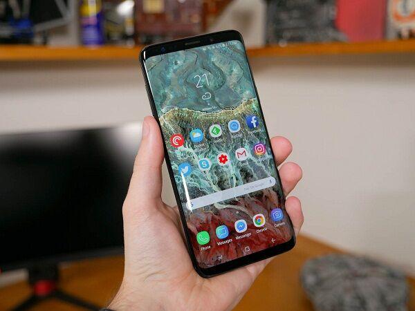 Samsung Galaxy S9 Ecf8a