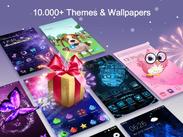 Cm Launcher 3d Theme Wallpapers Efficient 1