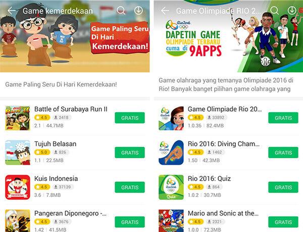 9apps Bagi Bagi Hadiah Kemerdekaan Indonesia 2