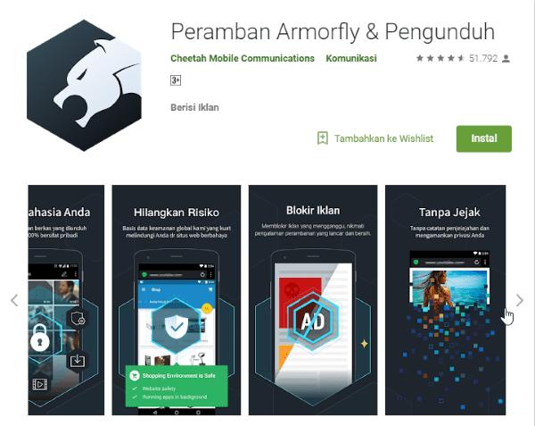 Armorfly Aplikasi Di Google Play Cfffe