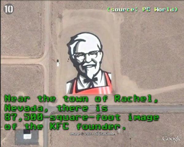 10 Tempat Misterius Yang Bisa Kamu Temukan Di Google Earth Bagian 1 10