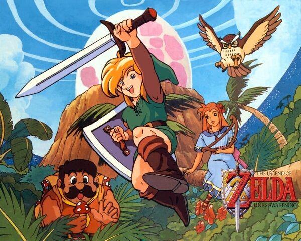 The Legend Zelda Links Awakening E36c6