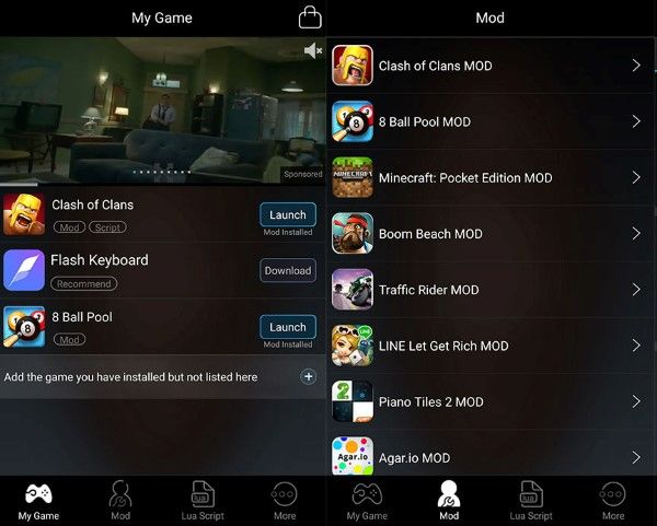 Xmodgames Cheat Game Android 1