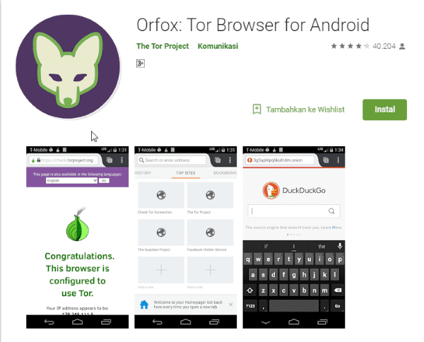 Orfox Tor Browser For Android Aplikasi Di Google Play B96be