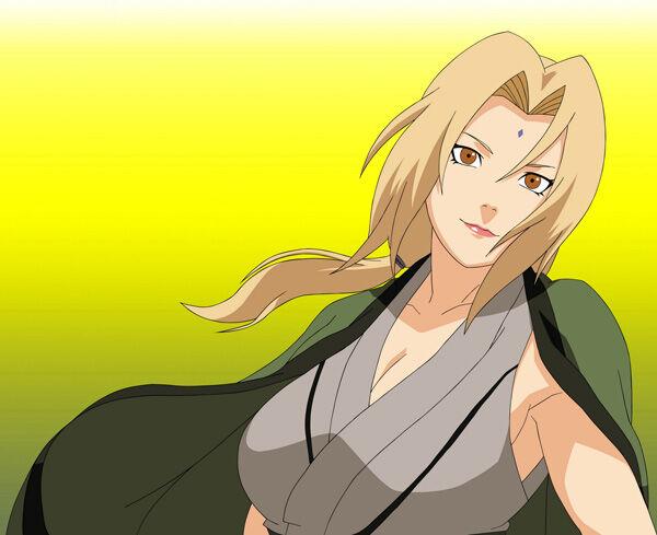 Daftar Lengkap Ninja Wanita Di Naruto 5 1