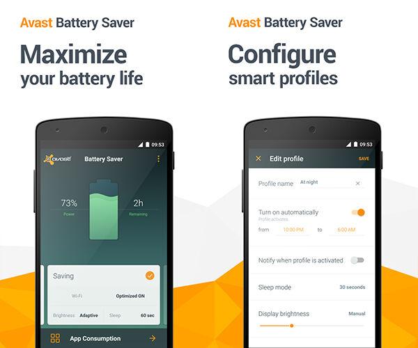 Hemat Baterai Dan Percepat Android Dengan Aplikasi Baru Dari Avast 2