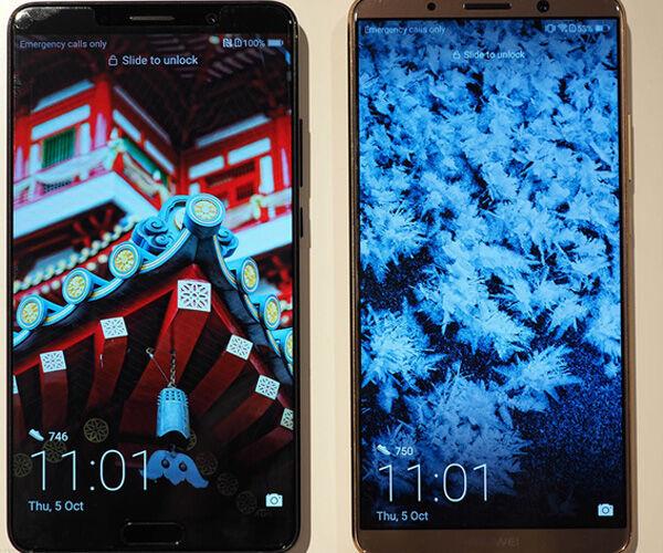 Huawei Mate 10 dan Mate 10 Pro