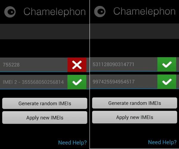 Chamelephon 4 F9676