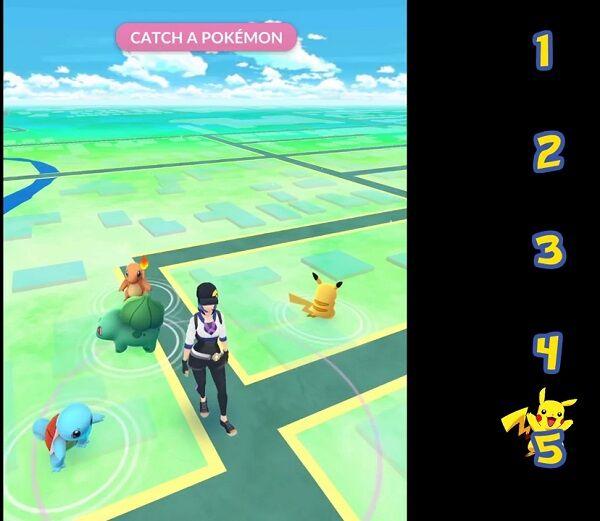 Cara Mendapatkan Pikachu Di Pokemon Go 2