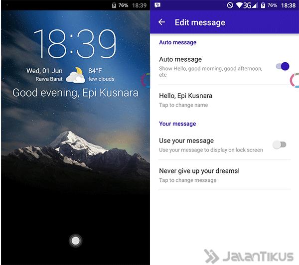 Aplikasi Lockscreen Android Terbaik 2