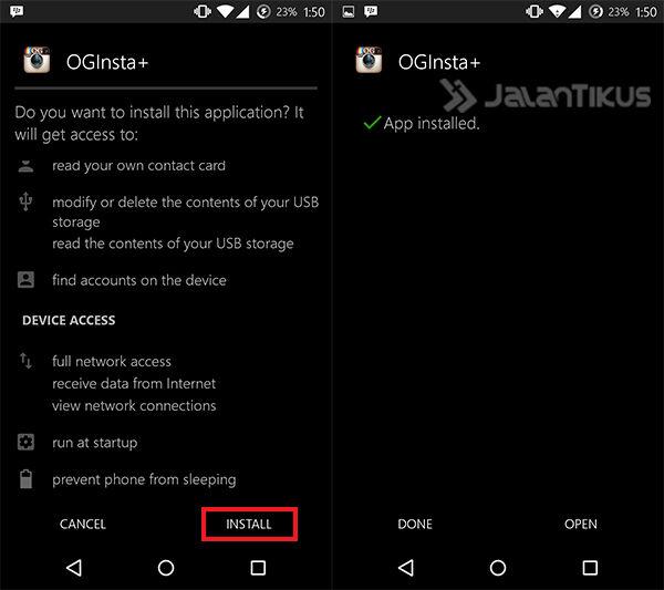 Cara Menjalankan Dua Akun Instagram Di Satu Android 1