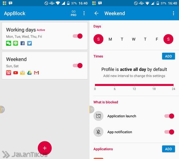 Mematikan Pemberitahuan Di Android4