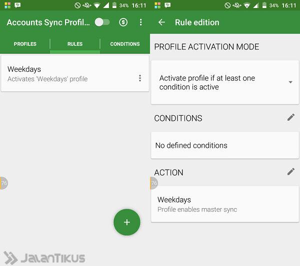 Mematikan Pemberitahuan Di Android7
