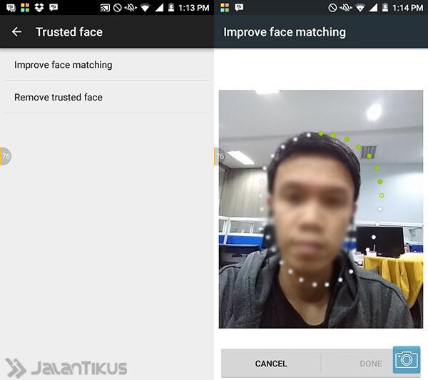 Cara Amankan Data Android 6