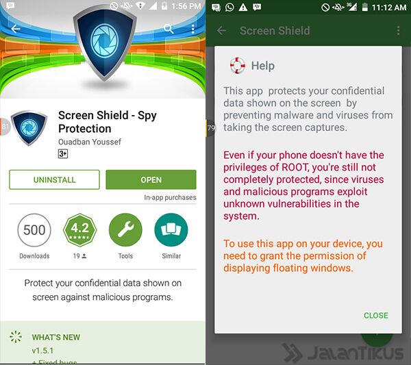 Melindungi Data Perbankan Di Android
