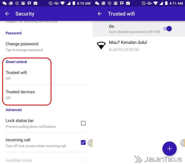 Cara Android Menyapa Kamu 6