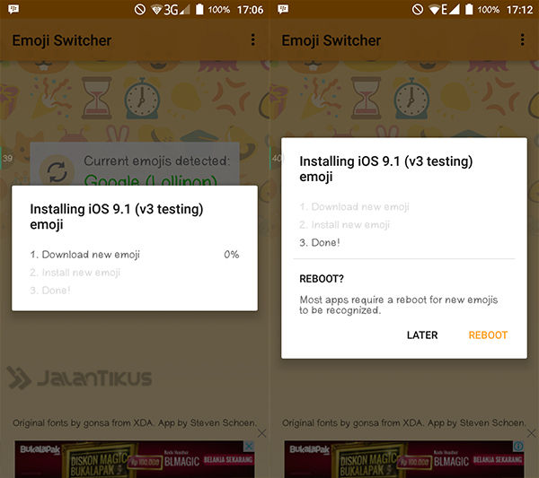 Cara Gunakan Emoji Iphone Di Android 5
