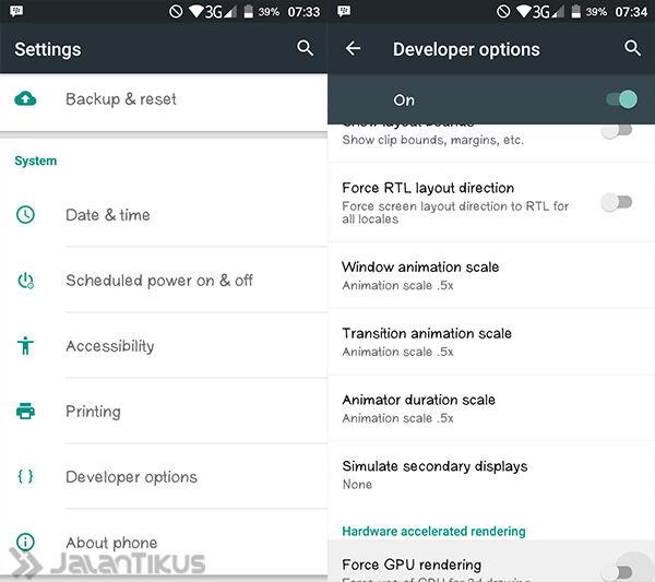 Cara Agar Semakin Jago Android 5