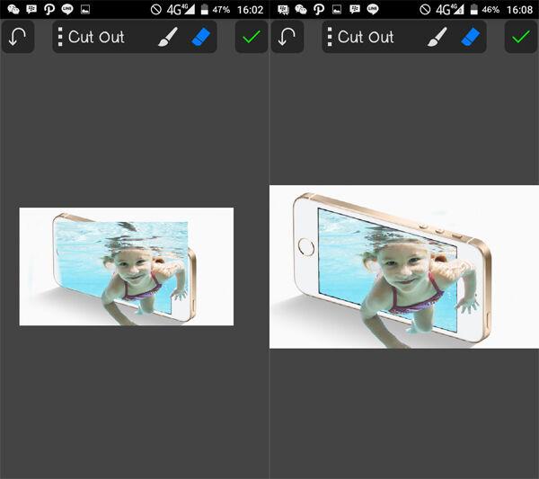 Cara Membuat Foto 3d Tanpa Photoshop 6