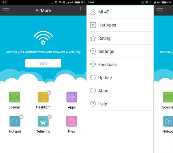 Aplikasi Android Terbaru Airmore