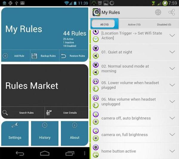 Aplikasi Android Terbaru Automateit