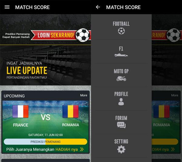 Aplikasi Android Terbaru Matchstore